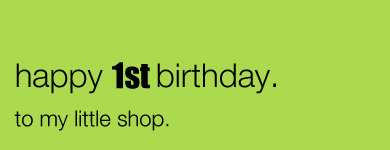Birthday-shop