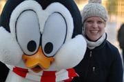 Penguinandleslie