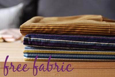 Free-fabric