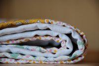 Yoshi baby quilt 4