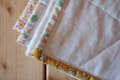 Yoshi baby quilt 2
