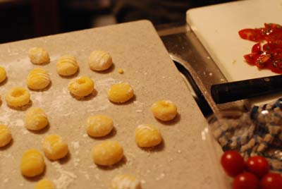 Party gnocchi